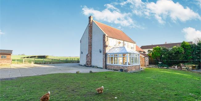 Guide Price £550,000, 5 Bedroom Detached Cottage For Sale in Skutterskelfe, TS15