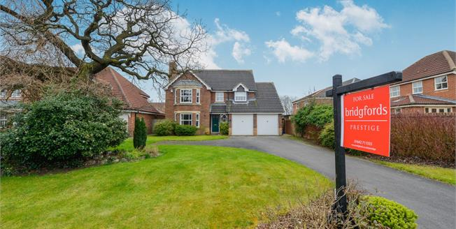 Offers Over £380,000, 4 Bedroom Detached House For Sale in Stokesley, TS9