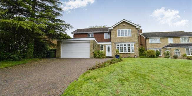 Offers Over £390,000, 4 Bedroom Detached House For Sale in Great Ayton, TS9