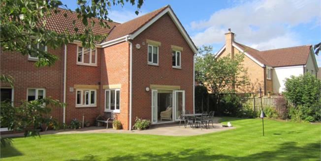 Guide Price £585,000, 6 Bedroom Detached House For Sale in Hutton Rudby, TS15
