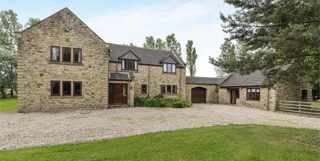Guide Price £1,175,000, 5 Bedroom Detached House For Sale in Busby, TS9
