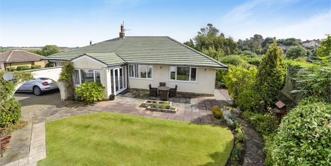 Guide Price £385,000, 3 Bedroom Detached Bungalow For Sale in Seamer, TS9