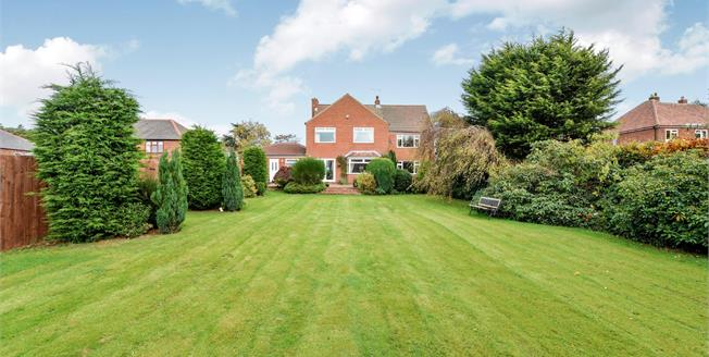 Guide Price £550,000, 5 Bedroom Detached House For Sale in Guisborough, TS14