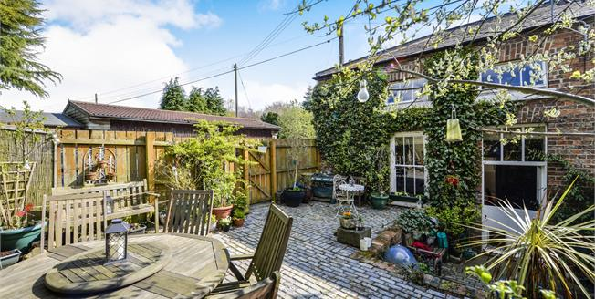 Offers Over £515,000, 4 Bedroom Terraced House For Sale in Hutton Rudby, TS15