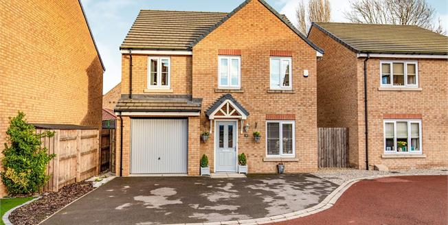 Guide Price £235,000, 4 Bedroom Detached House For Sale in Guisborough, TS14