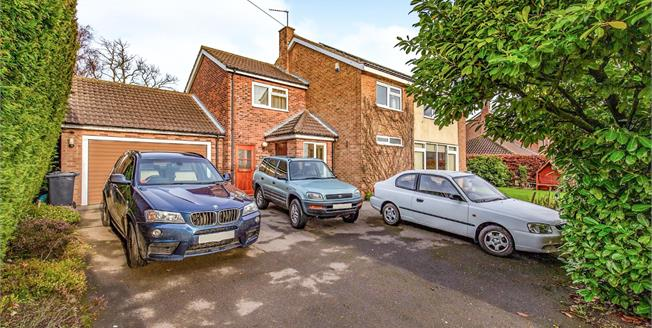 Guide Price £495,000, 5 Bedroom Detached House For Sale in Ingleby Arncliffe, DL6