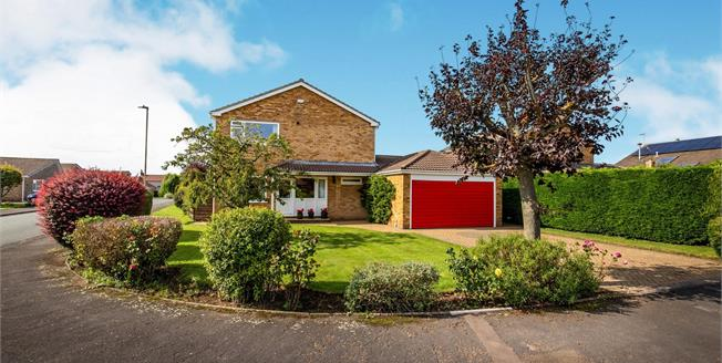 Guide Price £325,000, 4 Bedroom Detached House For Sale in Ingleby Arncliffe, DL6