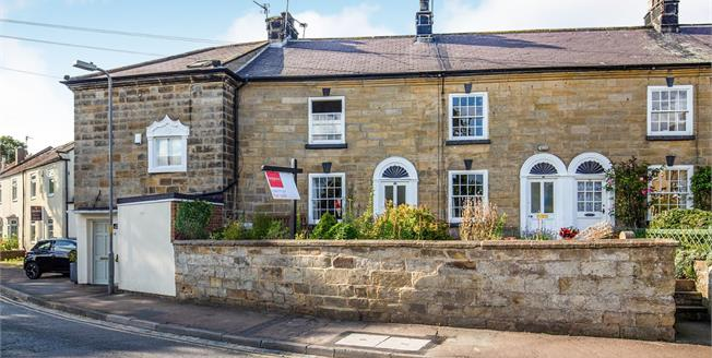Offers Over £180,000, 2 Bedroom Terraced House For Sale in Stokesley, TS9