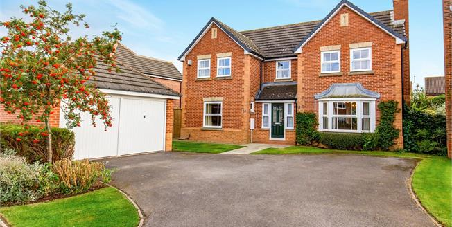 Offers in excess of £425,000, 4 Bedroom Detached House For Sale in Stokesley, TS9