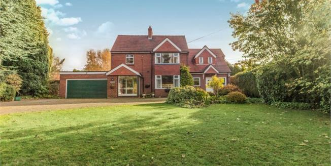 Guide Price £625,000, 5 Bedroom Detached House For Sale in High Rickleton, NE38
