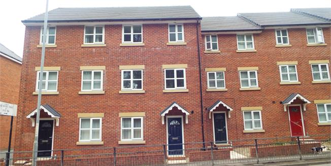Guide Price £105,000, 3 Bedroom For Sale in New Herrington, DH4