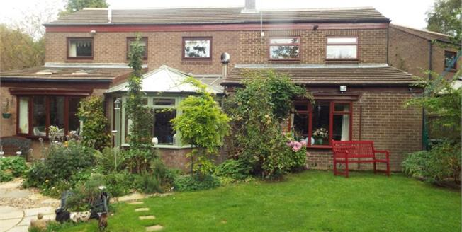 Guide Price £255,000, 4 Bedroom Detached House For Sale in Washington, NE38