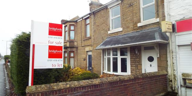 Price on Application, 3 Bedroom Terraced House For Sale in Washington, NE37