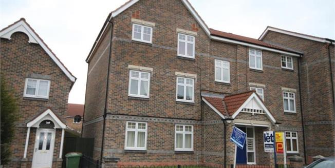 Offers Over £65,000, 2 Bedroom Upper Floor Flat For Sale in Washington, NE37