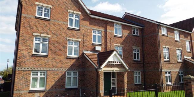 Offers Over £65,000, 2 Bedroom Upper Floor Flat For Sale in Washington, NE37