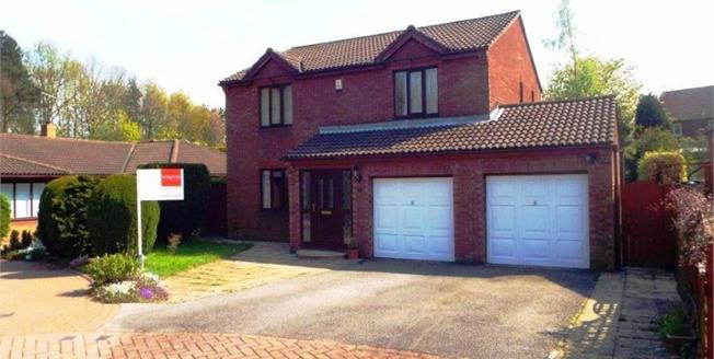 Offers Over £315,000, 4 Bedroom Detached House For Sale in Washington, NE37