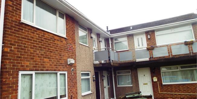 Guide Price £25,000, 1 Bedroom Flat For Sale in Gateshead, NE10