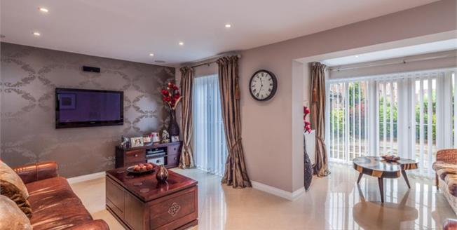 Offers Over £260,000, 4 Bedroom Link Detached House For Sale in Penshaw, DH4