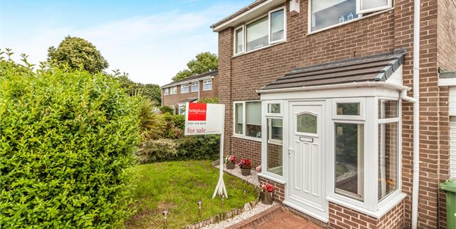 Guide Price £160,000, 3 Bedroom Semi Detached House For Sale in Washington, NE38