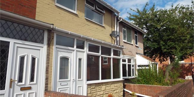 Offers in the region of £115,000, 3 Bedroom Terraced House For Sale in Washington, NE38
