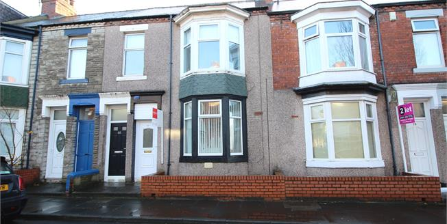 Asking Price £75,000, 2 Bedroom Flat For Sale in South Shields, NE33