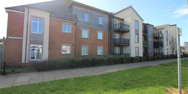 Asking Price £95,000, 2 Bedroom Flat For Sale in South Shields, NE34