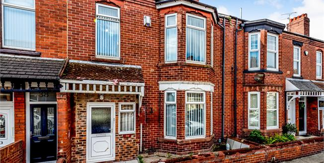 Offers Over £130,000, 4 Bedroom Terraced House For Sale in South Shields, NE33