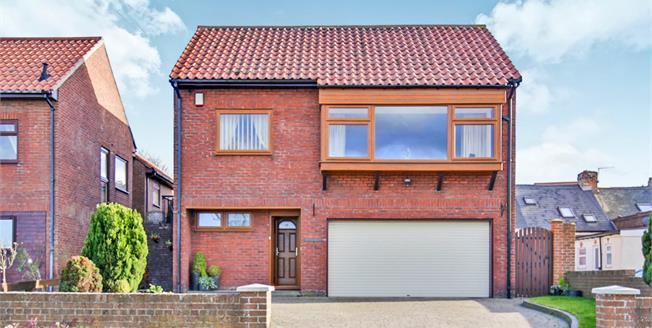 Offers Over £340,000, 5 Bedroom Detached House For Sale in Newbottle, DH4