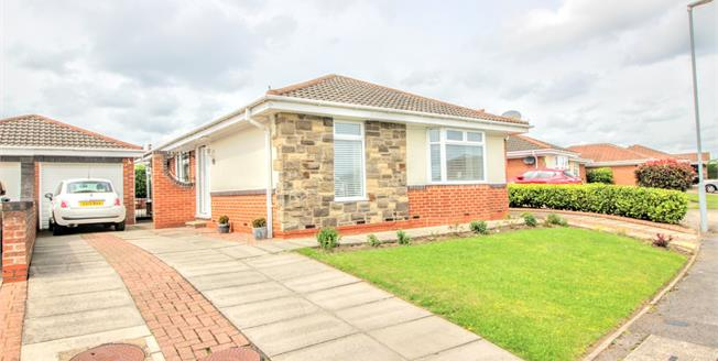 Asking Price £225,000, 2 Bedroom Detached Bungalow For Sale in Chester Le Street, DH2