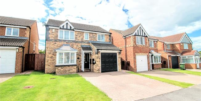 Asking Price £230,000, 4 Bedroom Detached House For Sale in Houghton Le Spring, DH4