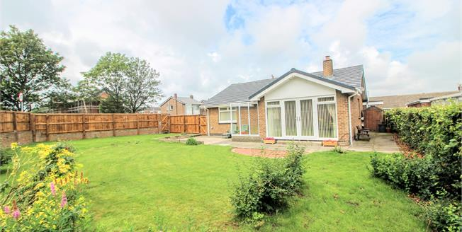 Asking Price £285,000, 3 Bedroom Detached Bungalow For Sale in Houghton Le Spring, DH4