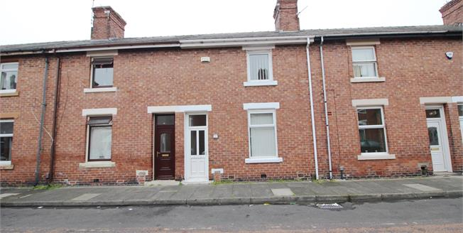 Asking Price £70,000, 2 Bedroom Terraced House For Sale in South Shields, NE34
