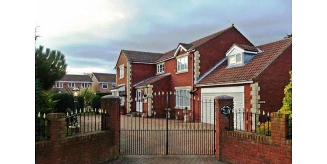 Guide Price £350,000, 4 Bedroom Detached House For Sale in Houghton Le Spring, DH4