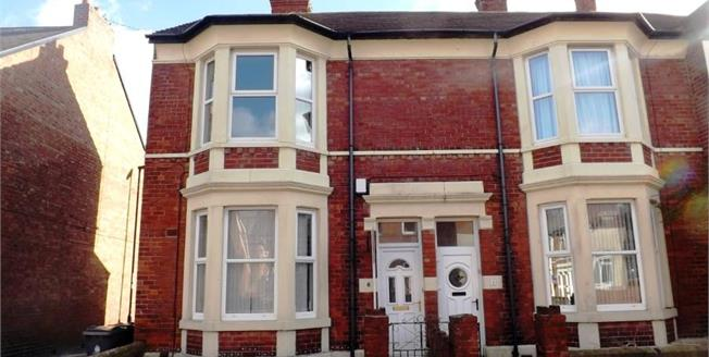 Asking Price £99,950, 2 Bedroom Flat For Sale in North Shields, NE30