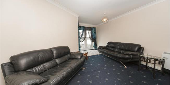 Offers Over £116,000, 2 Bedroom Upper Floor Flat For Sale in North Shields, NE29