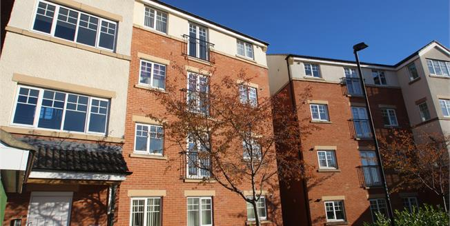 Asking Price £90,000, 2 Bedroom Flat For Sale in Wallsend, NE28