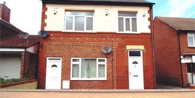£75,000, 1 Bedroom Ground Floor Flat For Sale in Chirton, NE29