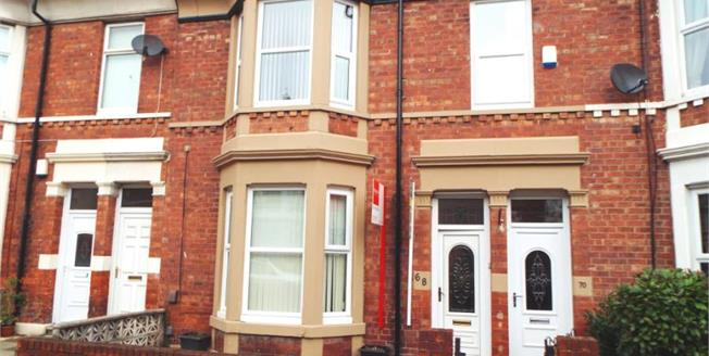 Guide Price £85,000, 2 Bedroom Flat For Sale in North Shields, NE30