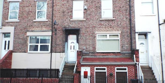 Asking Price £75,000, 1 Bedroom Flat For Sale in North Shields, NE29