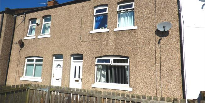 Offers Over £99,000, 3 Bedroom Terraced House For Sale in New Hartley, NE25