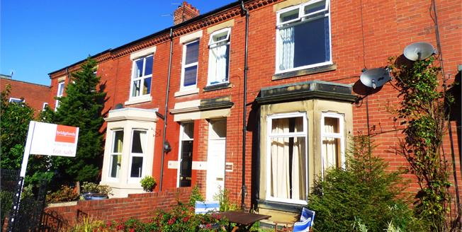 Asking Price £225,000, 4 Bedroom Terraced House For Sale in Whitley Bay, NE26