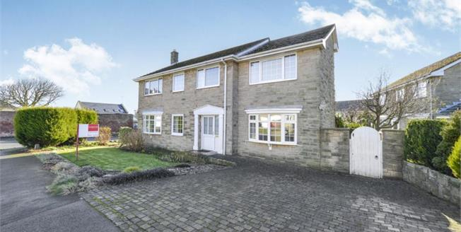 £330,000, 4 Bedroom Detached House For Sale in Whitby, YO21