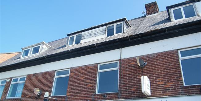 £115,000, 2 Bedroom Maisonette For Sale in Whitby, YO21
