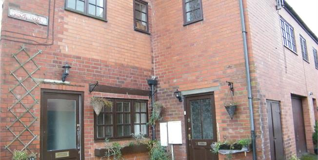 Guide Price £105,000, 1 Bedroom Flat For Sale in Whitby, YO21