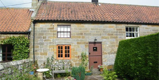 Guide Price £199,000, 2 Bedroom Cottage For Sale in Westerdale, YO21