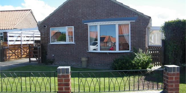 Guide Price £235,000, 2 Bedroom Detached Bungalow For Sale in Whitby, YO22