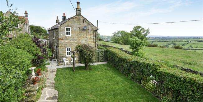 Asking Price £285,000, 2 Bedroom Detached Cottage For Sale in Sleights, YO22
