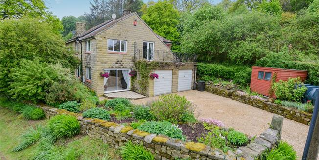Guide Price £435,000, 5 Bedroom Detached House For Sale in Aislaby, YO21