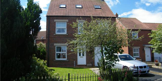Offers Over £310,000, 5 Bedroom Detached House For Sale in Whitby, YO21