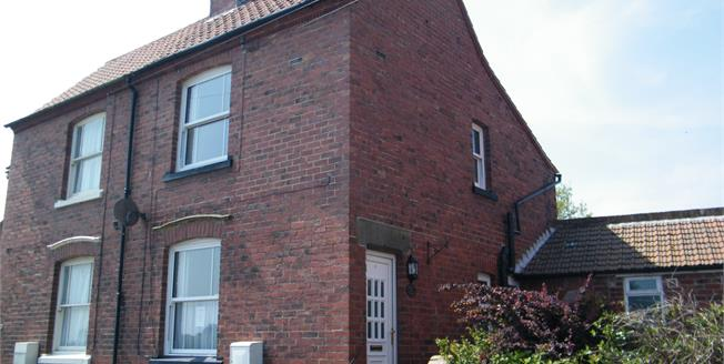 Guide Price £166,250, 1 Bedroom For Sale in Whitby, YO22